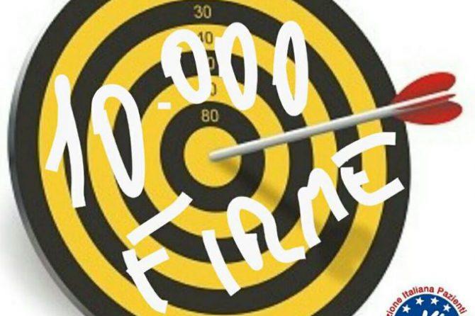 DECALOGO PAZIENTI ANTICOAGULATI    – Target 10.000 firme raggiunto –