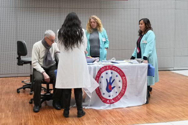 Giornata contro la Fibrillazione Atriale – 19 Marzo 2019